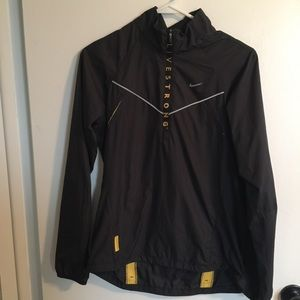 2010 Nike Lance Armstrong Dri Fit Jacket Small
